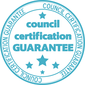 Council Certification Guarantee